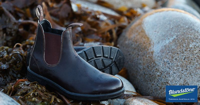 Blundstone Boots Image