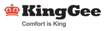 King Gee Logo