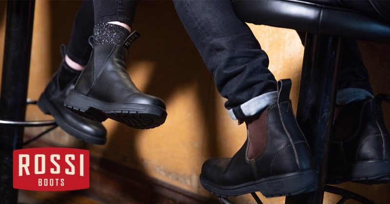 Rossi Boots Image